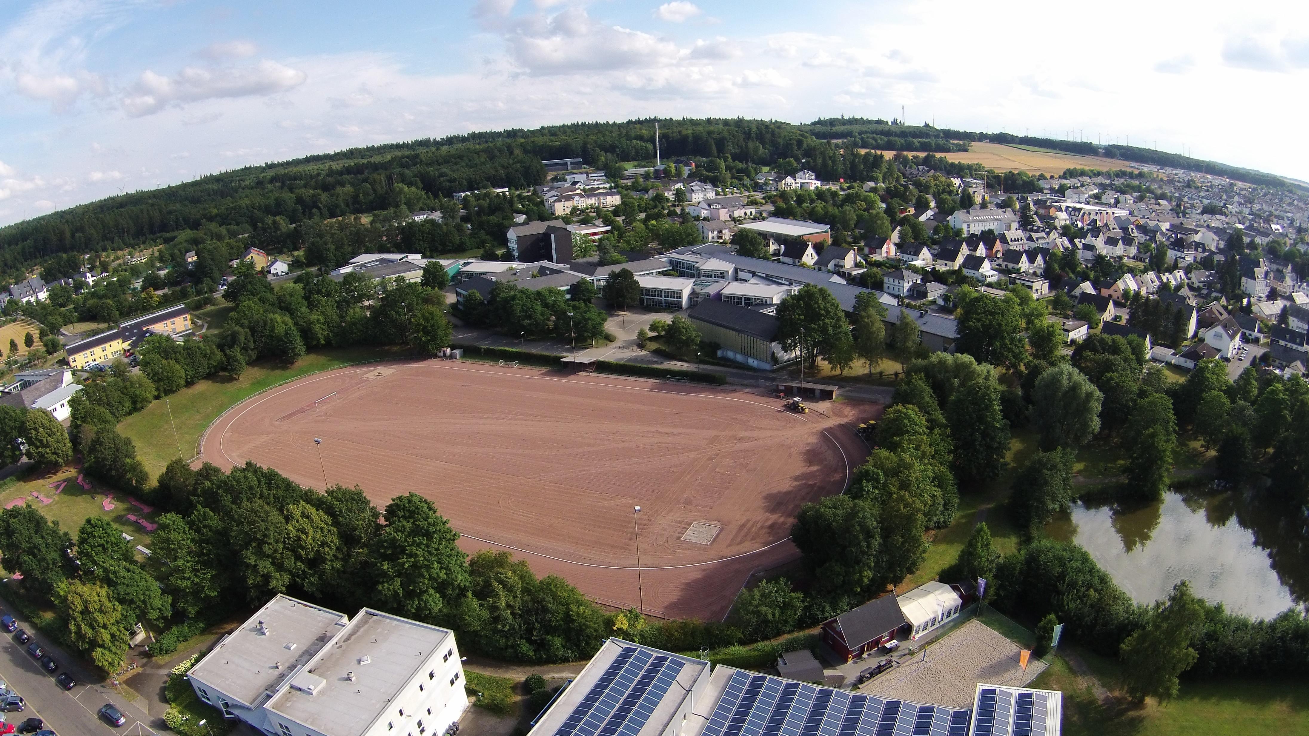 """Stadion """"Rote Erde"""""""