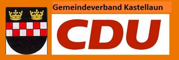 Willkommen bei der CDU Kastellaun